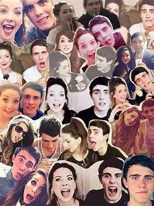 Popular Youtubers Collage | www.imgkid.com - The Image Kid ...