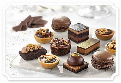 Fours Chocolate Desserts French Clipart Petit Eclair