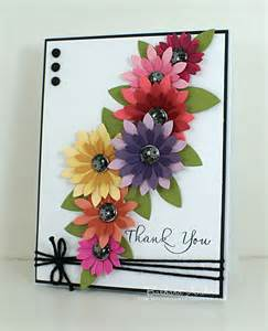 Pinterest Handmade Thank You Cards