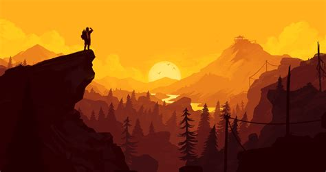 firewatch review  mystery adventure game vegard