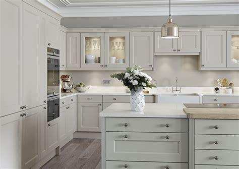 Finsbury Painted Classic Kitchen  Martha Mockford