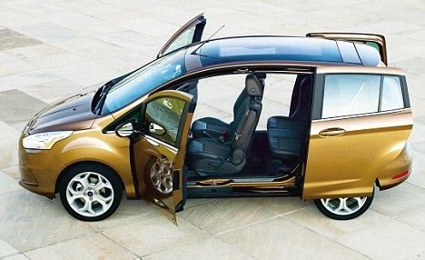 cars with sliding doors ford b max reviewed by martin with sliding doors a