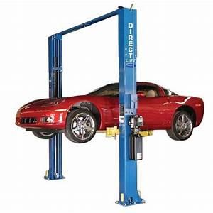 2 Post Lift Installation Instructions