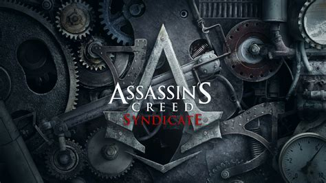 assassins creed syndicate logo wallpapers hd wallpapers