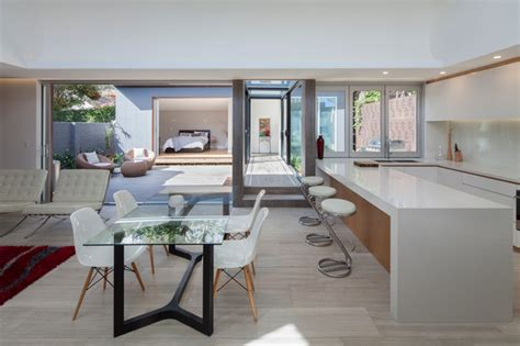 kitchen designs by decor balmain residence open plan kitchen dining living by 4649