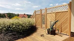 Sichtschutzzaun Holz 180x180 : holz ahmerkamp immer eine holzidee besser sichtblenden und vorgartenz une ~ Frokenaadalensverden.com Haus und Dekorationen