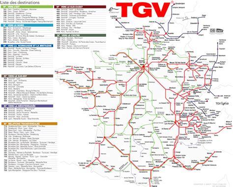 Zugverbindungen Europa Karte