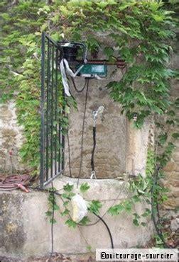 Faire Un Forage Dans Jardin by Puits Et Forage De L Eau 224 Disposition Dans Jardin