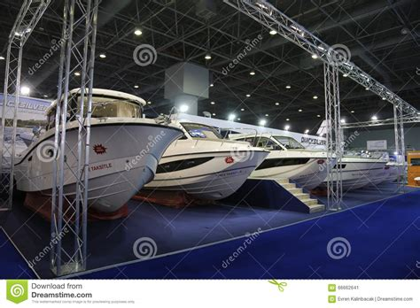 Palmetto Expo Center Boat Show by Cnr Eurasia Boat Show Editorial Photo Image 66662641