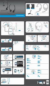 Sennheiser Headphones Mb Pro 2 User Guide
