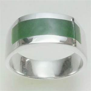 8 best pounamu rings images on pinterest rings green With pounamu wedding rings