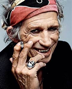 No estúdio com o guitarrista Keith Richards, dos Rolling ...