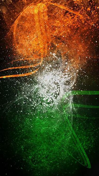 India Wallpapers Flag Phone Mobile Tricolor Artistic
