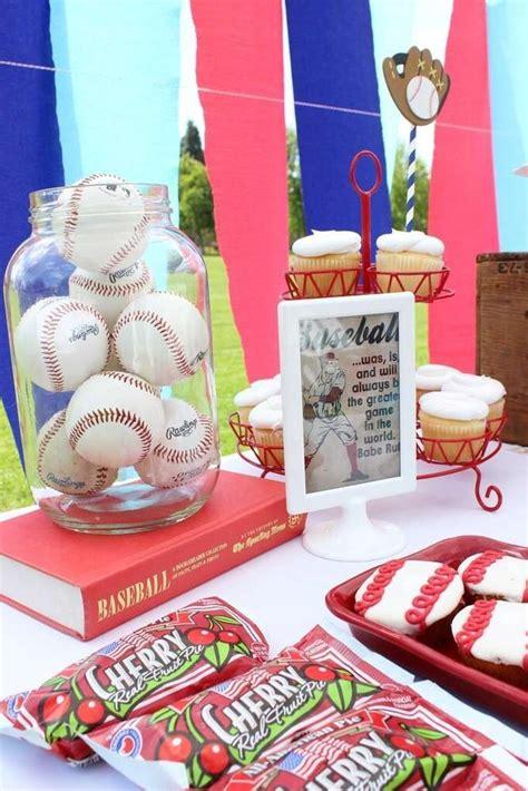 birthday party ideas rookie baseball birthday party ideas baseball birthday