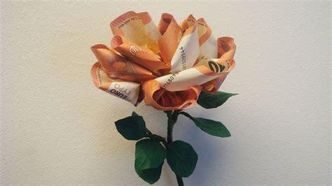 geld falten geldgeschenk basteln deko ideen mit flora shop