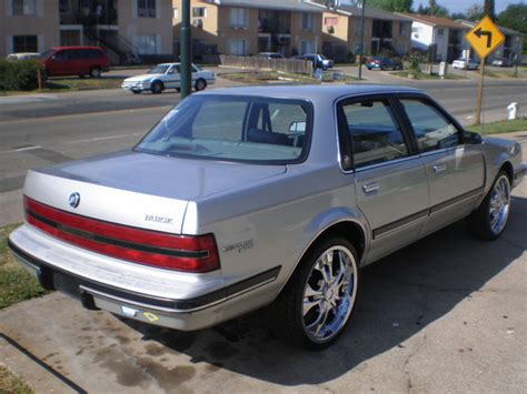 1992 Buick Century by Buick Century Limited 1992 Cadillac