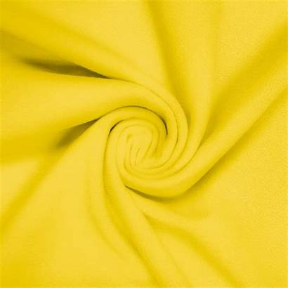 Yellow Fabric Crepe Moss Heavy Stretch Solid