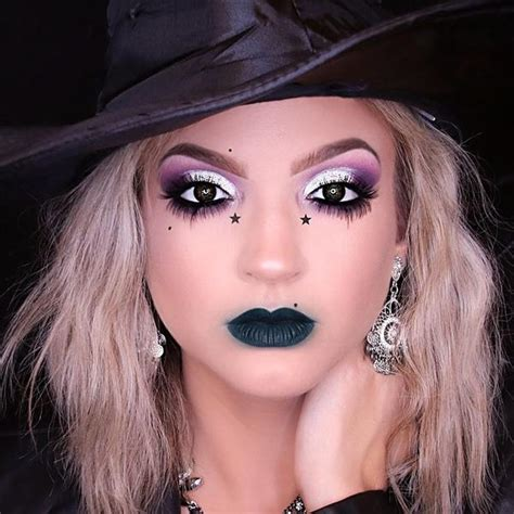 glam witch makeup tutorial makeup geek