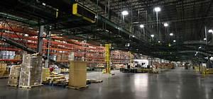 Walmart distribution center in Bentonville, Ark.