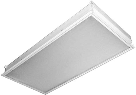 led t8 light fixture recessed t bar 2ft x 4ft