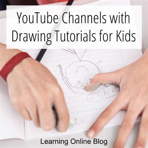 youtube channels  drawing tutorials  kids