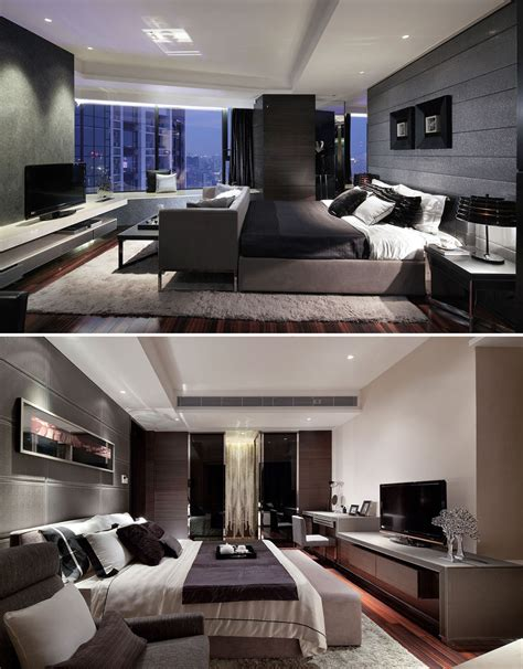 3 Modern Apartments With Chic Rooms For The by The Hotel Chic Look Of These Bedrooms Luxury Bedroom