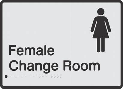 Sign Female Changing Change Signs Chameleon Braille