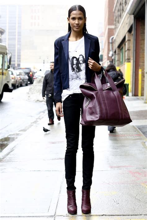 Heres How To Get That Model Off Duty Street Style Look