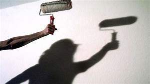 Tapete Zum Streichen : farbe l st sich von tapete tipps zum sauberen streichen ~ Michelbontemps.com Haus und Dekorationen