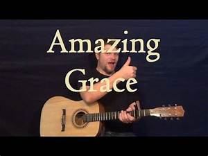 Guitar Chords Chart Images Amazing Grace Hymn Easy Guitar Strum Chords Fingerstyle