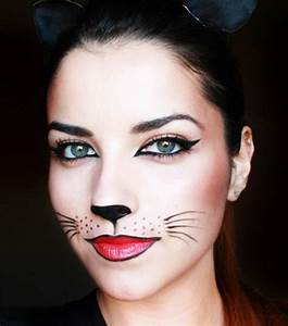 5 Last-Minute Halloween Looks That Only Require Eyeliner
