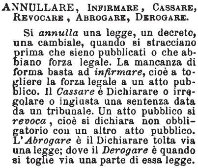 Dispensare Sinonimi by Derogare Dizionario Significato E Curiosit 224
