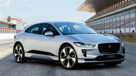 2019 Jaguar Ipace First Drive  Spark Of Genius
