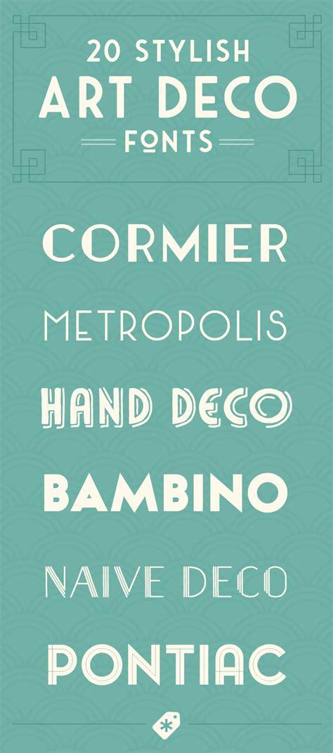 deko font 20 art deco fonts to create retro logos posters and