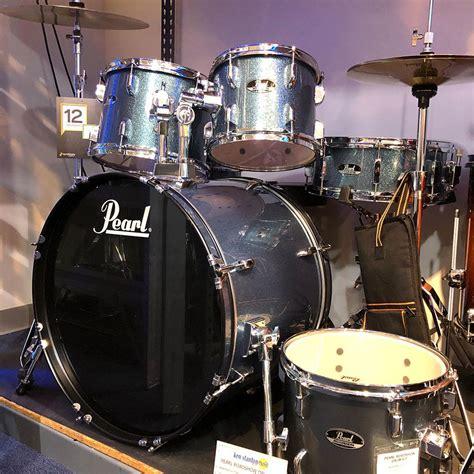 pearl rsscc roadshow series  piece complete drum