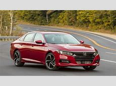 2018 Honda Accord Test Drive and Review, Specifications