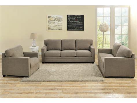 canap et fauteuils en solde canapé et fauteuil en tissu casilda anthracite
