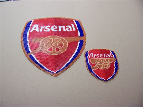 programm fã r logo design arsenal fc badge mini this is my own design interp flickr
