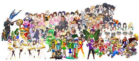 My Anti-pooh's Adventures Team By Megatoon1234 On Deviantart