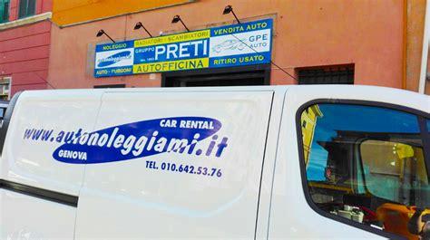 Noleggio Auto Genova Porto Autonoleggio Genova Autonoleggiami