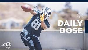 Daily Schedule Maker App Daily Dose Rams Breakout Star From Otas So Far