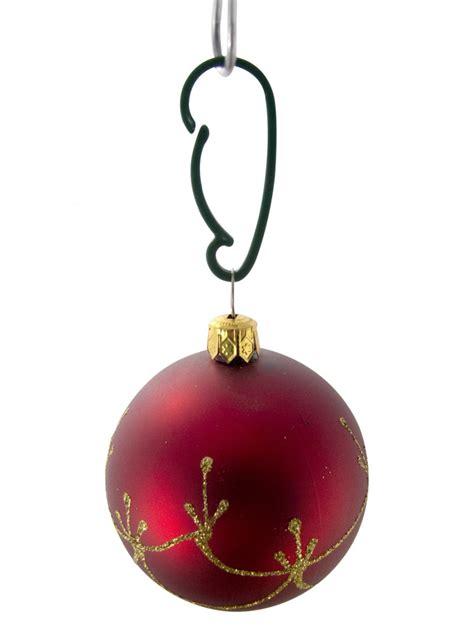 ornament plastic hanger accessory 100 per pack