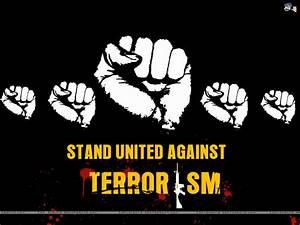 TERRORIST IS ONLY A TERRORIST