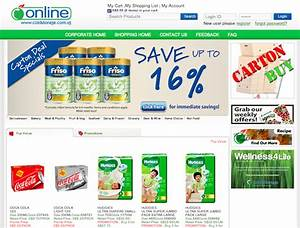 T Online Service Shopping : as s 39 pore 39 s online grocery shopping heats up fairprice launches a revamped site ~ Eleganceandgraceweddings.com Haus und Dekorationen
