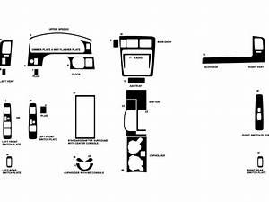 2002 Toyota Tacoma Dash Kits