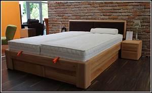 200 200 Bett : bett mit matratze und lattenrost 200x200 download page beste wohnideen galerie ~ Frokenaadalensverden.com Haus und Dekorationen