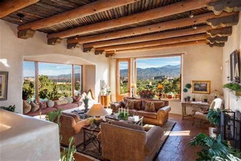 Southweststyle Pueblo Desert Adobe Home  Ecologically