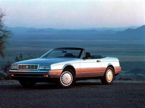 Nachtspeicherheizung Weiter Betreiben Oder Abschalten by Cadillac Geschichte 1980 1989