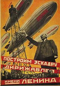 Let's Build a Zeppilin Fleet for Lenin Original USSR ...