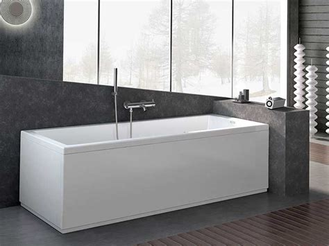 vasche da bagno 170x70 174 moove vasca c telaio 170x70 iperceramica